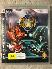 The Eye Of Judgment Sony PS3 Complete - Like New