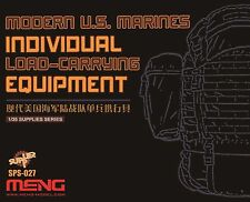 Meng 1/35th Scale Modern US Marines Individual Load Carrying Equipment SPS-027