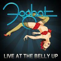 FOGHAT - LIVE AT THE BELLY UP (DIGIPAK)   CD NEU