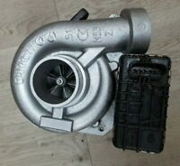 MERCEDES E320 CDI W211 TURBOCHARGER WITH ACTUATOR GARRET M53 FULLY TESTED