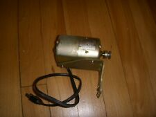 New ListingVintage Janome Sewing Machine Motor M 109 With Bracket Works