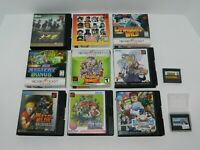 Neo Geo Pocket Color Games Complete Carts Fun You Pick & Choose Video Games