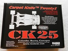 Calandra Racing Concepts (CRC) 1/12 Carpet Knife Twenty5 CK25 On-Road Race Kit