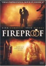 FIREPROOF (Christian Movie)  (DVD) REGION  1   sealed