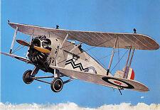 Postcard 464 - Aircraft/Aviation Dubbeldekker England 1927