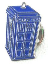 TARDIS - Doctor Who Science Fiction BBC TV Series - UK Imported Enamel Pin