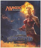 MTG - 2014 Core Set Player's guide  x1 - Magic the Gathering