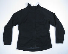 Nike Golf Storm Fit Black White Waterproof Breathable Golf Windbreaker Jacket M