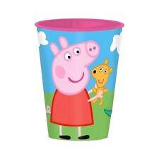 Verre plastique 260 ml Peppa Pig