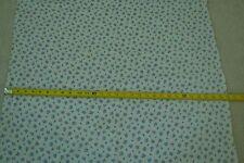 "25"" Long x 30"" Wide, Antique Calico on Cotton Seersucker, M5444"