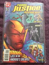 Young Justice 80 Page Giant (1999) DC Comics (feat. Superboy Robin Impulse)