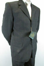 Three Button Classic Checked Suits & Tailoring for Men