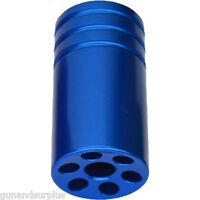 Fits Ruger 10/22 22/45 Muzzle Brake Compensator Threaded 1/2-28 TPI 1022 BLUE
