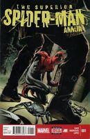 Superior Spider-Man Annual #1 Unread New / Near Mint Marvel 2014 **27