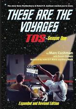 These Are The Voyages, TOS, Season One (Volume 1), Cushman, Marc, Good Book