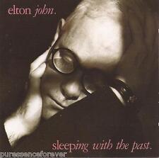 ELTON JOHN - Sleeping With The Past (West German 10 Tk 1989 CD Album)