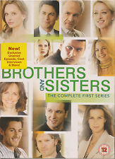 BROTHERS AND SISTERS - Series 1. Calista Flockhart, Sally Field (6xDVD BOX SET)
