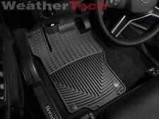 WeatherTech All-Weather Floor Mats - MB ML-Class - 2006-2011 - Black
