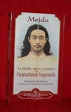 MEJDA: La vida familiar, niñez y juventud de Yogananda - EN ESPAÑOL - PB - NEW