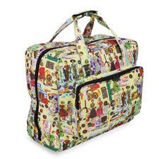 Sewing Machine Bag, Carry Case, Storage Cover in Retro Design