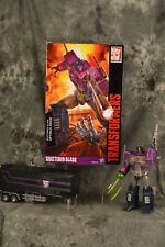 Transformers Masterpiece MP-10 Shattered Glass Optimus Prime 100% Complete w Box