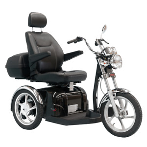 BRAND NEW! Sportrider XL3 - Black - 3 Wheel - Mobility Scooters Heavy Duty
