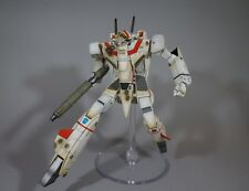 Built and Painted Macross Valkyrie VF 1S Rick Hunter Battroid Model Kit