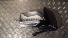 NISSAN NAVARA D40 2006 - 2015 DRIVER SIDE ELECTRIC  POWERFOLD WING MIRROR NEW