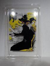Plexiglas Serviertablett Henri Toulouse-Lautrec Divan Japonais Motiv  a.d. 70ern