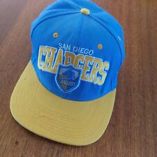 NFL San Diego Chargers Snapback Hat/Cap