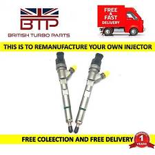 Vauxhall Astra Diesel Fuel Injector Vectra Zafira 1.9 CDTI Remanufactured