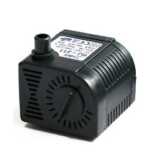80 GPH Submersible Pump Aquarium Fish Tank Powerhead Fountain Water Hydroponic