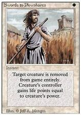 *MRM* ENG Swords to Plowshares (Retour au pays) MTG Revised