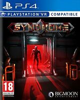 Syndrome NEW PS4 Playstation 4 RARE