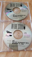 Pink Floyd - The Division Bell - In The Studio - Radioshow - 2 CD Set