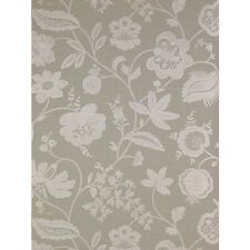 Colefax & Fowler Floral WALLPAPER CAMILLE 07142/02 Silver Wide Width NEW