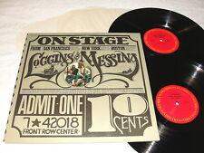 "Loggins & Messina ""On Stage"" 1974 Rock, 2-LP's, Nice NM!, Columbia"