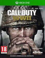 Call Of Duty World War 2 WWII XBOX ONE ACTIVISION BLIZZARD