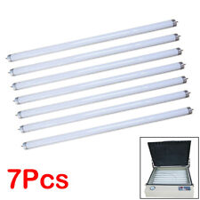 """7 x Spare Lamps for 20"""" x 24"""" Vacuum UV Tabletop Precise Screen Printing Machine"""