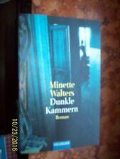 Dunkle Kammern von Minette Walters+