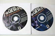 Tomb Raider - The Angel of Darkness 2 Disc PC Game BRAND NEW WORLDWIDE SHIP
