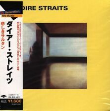 Dire Straits  CD MINI LP WITH OBI