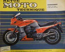 Revue technique KAWASAKI NINJA 750 1985 et 900 ( 1984 à 86 + 1989 ) RTA 59