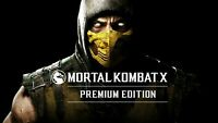 Mortal Kombat X Premium Edition   Steam Key   PC   Digital   Worldwide  