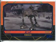 Star Wars Galactic Files Blue Parallel #264 AT-AP