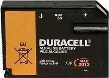 1x Security J 7k67 BLISTER Alkaline Battery Duracell E Ar1650