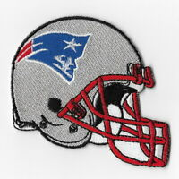 New England Patriots Helmet Iron on Patches Embroidered Patch Badge Emblem FN