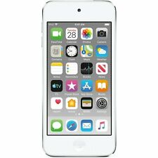 Apple iPod Touch (7th Generation) - White Silver, 128GB - Tested - Bundle A2178