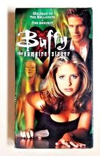 Buffy The Vampire Slayer (1998 VHS Playtested) Welcome To Hellmouth - Harvest