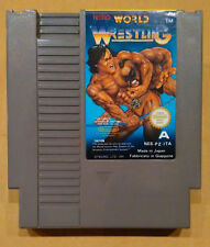 Tecmo World Wrestling by Tecmo Cartuccia per Nintendo Entertainment System NES